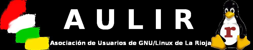 AULIR - Asociación de Usuarios de GNU/Linux de La Rioja