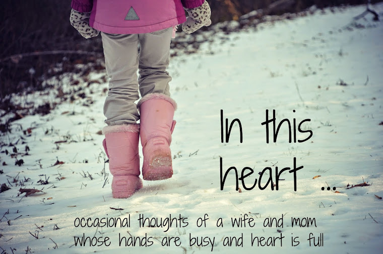In this heart ...