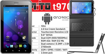 Price Tablet Android Mito T970