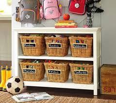 Buenas idea para mantener el orden en la habitación de los pequeños