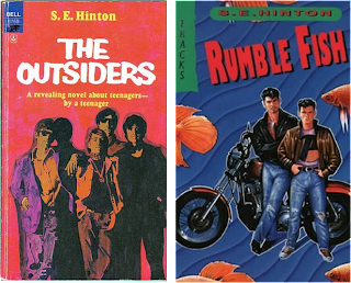 The fast picture show teen double bill the outsiders for Rumble fish novel