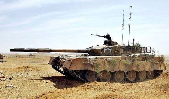 MBT Pakistan Al-Khalid