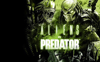 #9 Aliens vs Predator Wallpaper
