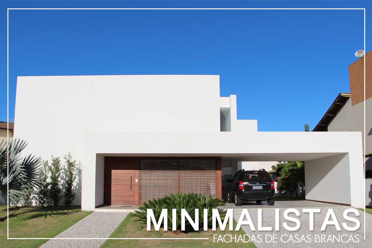 Casas minimalistas related keywords suggestions casas for Fachada moderna
