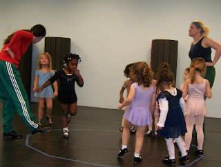 convenient toddler dance classes charlotte working parents