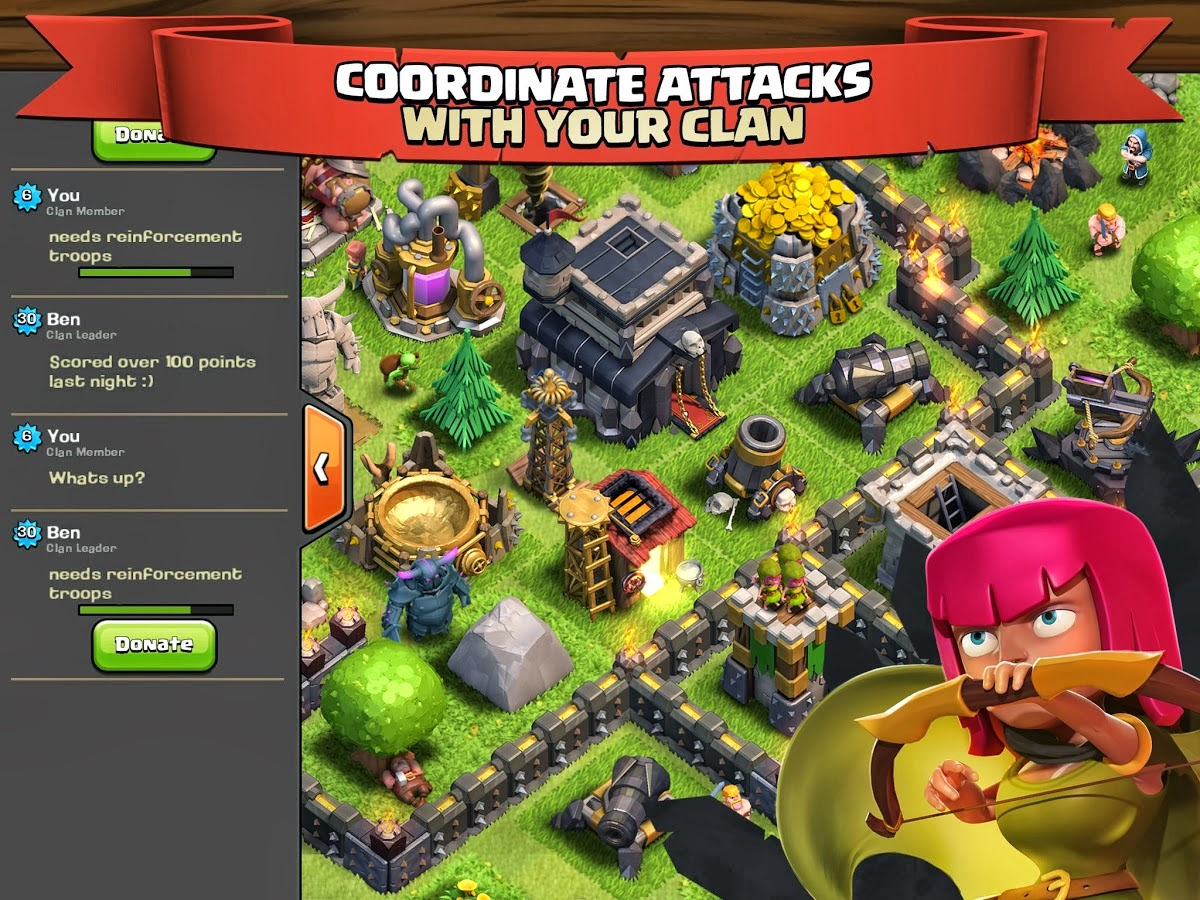 Clash of Clans Game Download