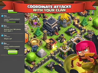 Clash of Clans v5.2 [Apk] [Full] [Android] [ZS]