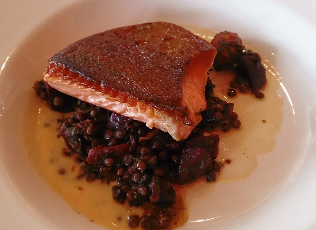 Greenpoint Brasserie, Domaine Chandon, Winery, Coldstream, Yarra Valley, ocean trout