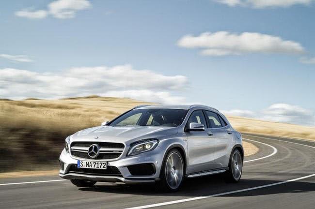 nuevo Mercedes GLA 45 Amg 2014