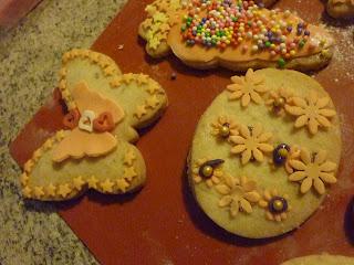 biscotti di pasqua alle noci