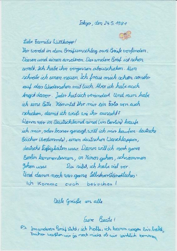 Briefe Für Beste Freundin : Geburtstag beste freundin brief beliebte geschenke für