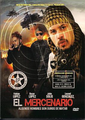 El Mercenario 2012 cartel .jpg