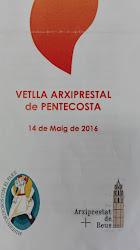 Vetlla de Pentecosta (14-5-2016)