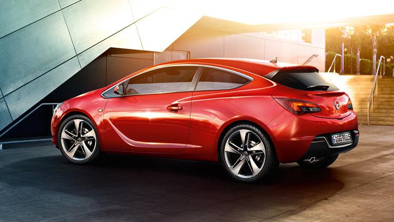 Opel astra gtc autosmr