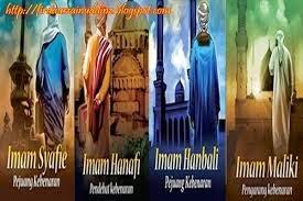 Aku meminta izin untuk berjumpa dengan Imam Ja Perbandingan Mazhab Dalam Islam