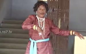 Dancing his way to make Thirukkural easy to students