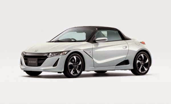 2015 Honda S660 Roadster First Drive