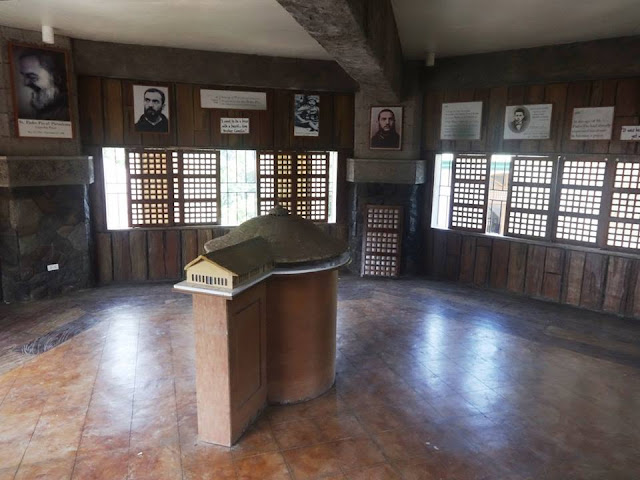 padre pio church batangas how to get there