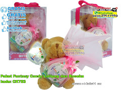 Paket Fantasy Candy Lollipop Dan Boneka