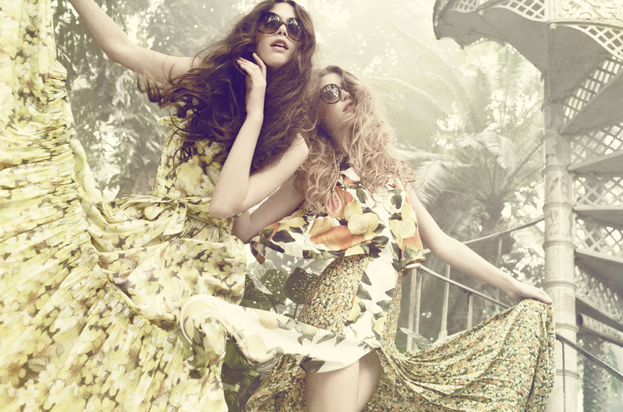 via fashioned by love | Elle Denmark April 2011 (photography: Signe Vilstrup)