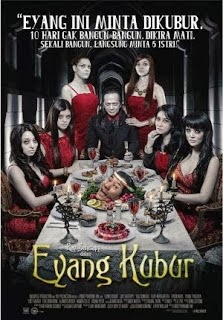 Released - Download Film Eyang Kubur 2013