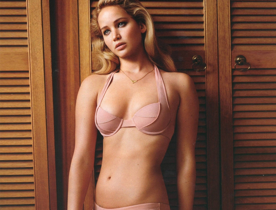 Jennifer lawrence nude photo shoot
