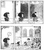 Charge Mafalda