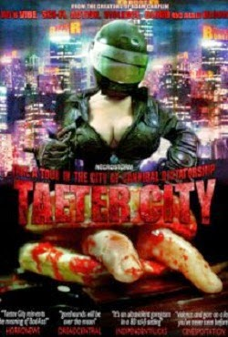 Watch Taeter City (2012)
