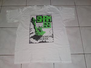 88 SHAM 69 50/50
