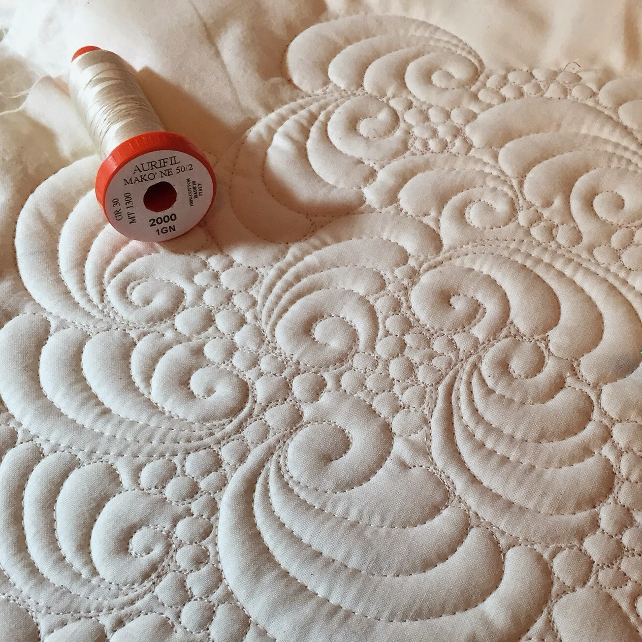 Karen's Quilts, Crows and Cardinals: Free Motion Feather Sampler ... : feather quilting - Adamdwight.com