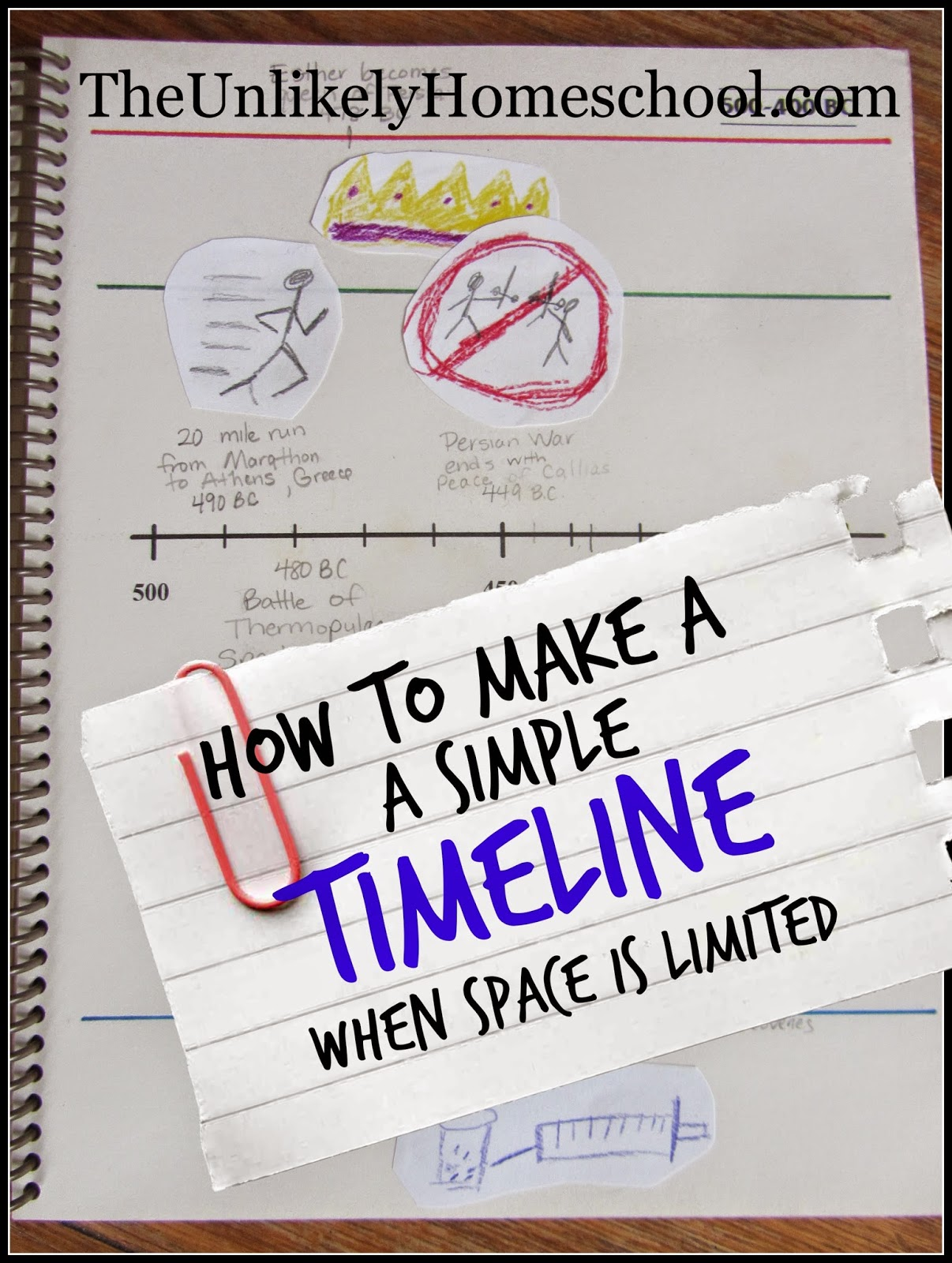 how to create a timeline on google