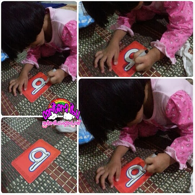 Homeschooling :: Flash Card ABC / 123 / Jawi