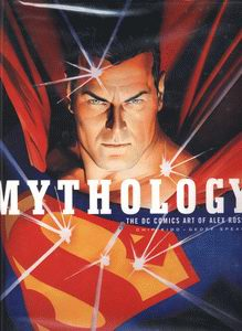 Cover of Alex Ross' Mythology