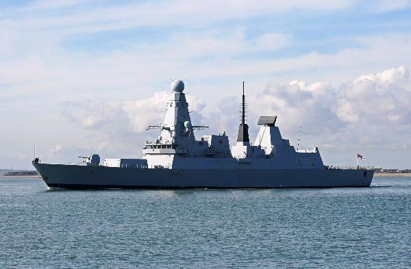 Kapal destroyer tipe 45 Angkatan Laut Inggris