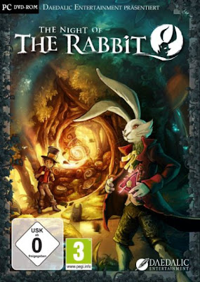 The Night of the Rabbit PC Cover