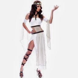 Disfraces de Halloween para Mujer, Diosas, parte 2