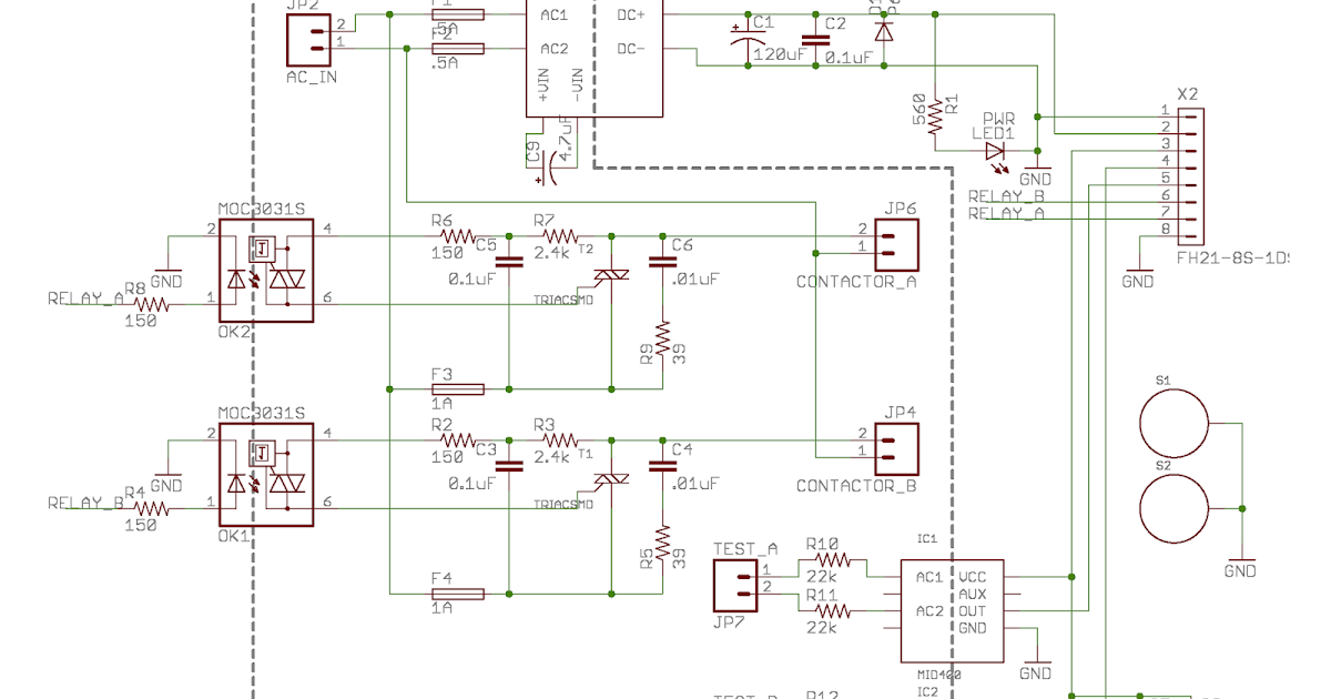 Geppetto Electronics Hydra V32 Developmentsrhgeppettoelectronics: Ac Contactor Wiring Diagram Geppetto Electronics December 2014 At Gmaili.net