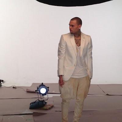 Chris Brown ©rapup