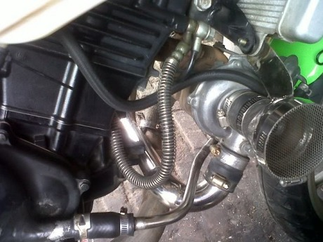 Kawasaki Ninja  Turbo Kit