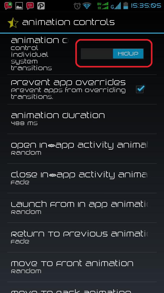 Cara merubah Efek Transisi di Android Dengan Xui Mod
