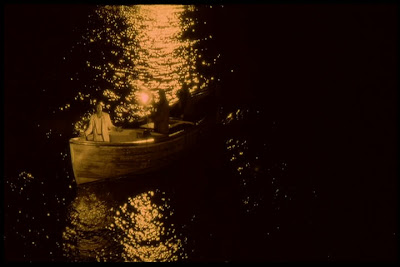 the element of crime, camera, lighting, Michael Elphick as Fisher, Directed by Lars von Trier, Europe Trilogy