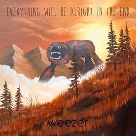 Weezer new Album Everything Will Be Alright In The End