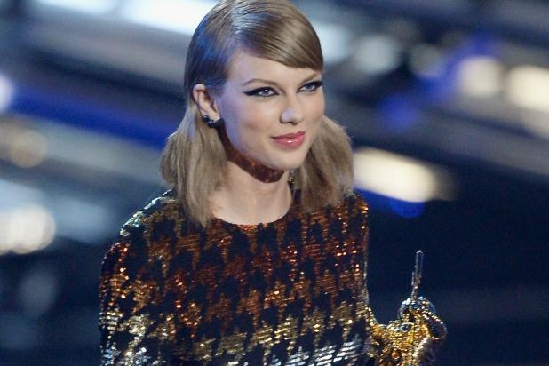 Taylor Swift Is An Emmy Winner Showbiz And Celebrities