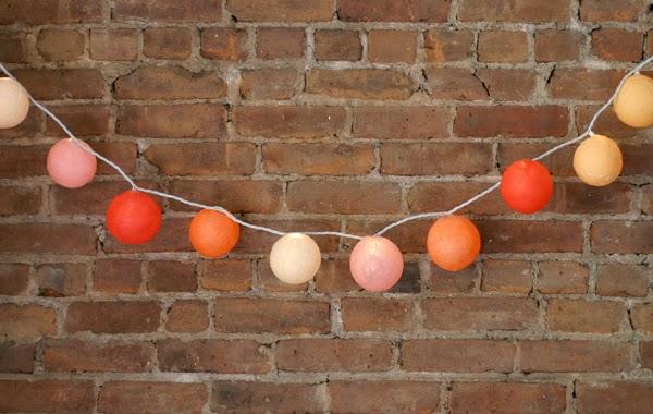 el taller de troco guirnaldas de luces handmade - Guirnaldas De Luces