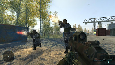 Download Chernobyl Commando - Full PC Game