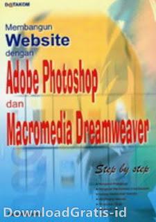 Membangun Website dengan Photoshop dan Dreamweaver