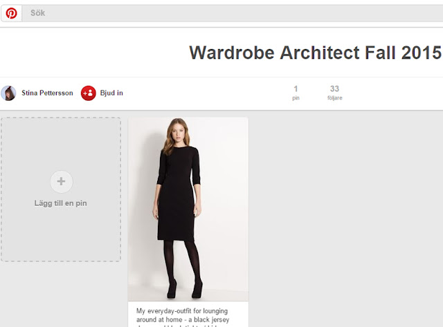 Wardrobe Architect Fall 2015 | www.stinap.com