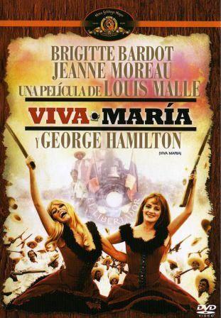 sinopsis viva mar  237 a 1965 viva mar  237 a es una pel  237 cula americana    Viva Maria 1965