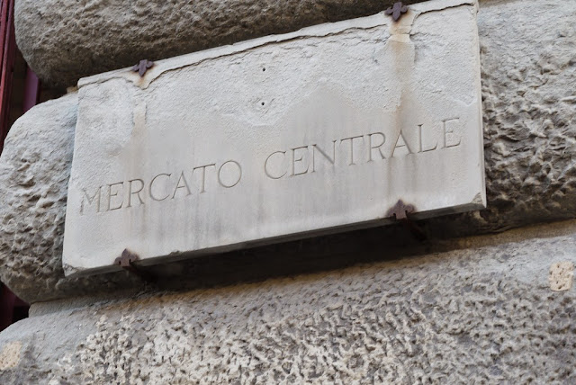 Mercato Centrale Firenze, Italy