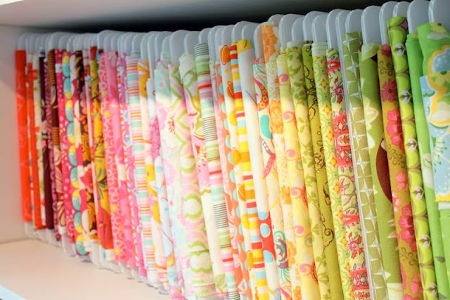 6 Solutions To Your Fabric Storage Problems